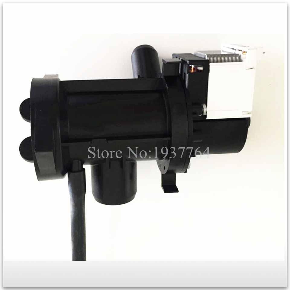 1set new for washing machine Drainage pump motor WD-T12235D WD-N80090U Drain pump plug1set new for washing machine Drainage pump motor WD-T12235D WD-N80090U Drain pump plug