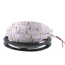 цены на SMD 5630 60LEDS/M Flexible LED Strip Home Decoration Counter Light 1M/2M/3M/4M/5M Waterproof/Non Waterproof DC 12V  в интернет-магазинах