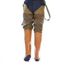 High Thicken Adjustable Fishing Waders