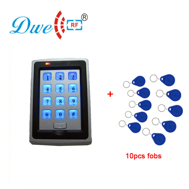 DWE CC RF access control short range keypad rfid reader weigand 26/34 bits backlit keyboard readersDWE CC RF access control short range keypad rfid reader weigand 26/34 bits backlit keyboard readers