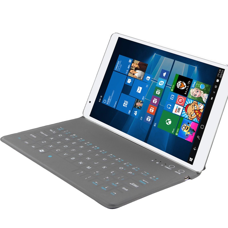 acec078f7ae Ultra-thin wireless keyboard cover For Samsung for Galaxy Tab S2 T710 T715C  8'