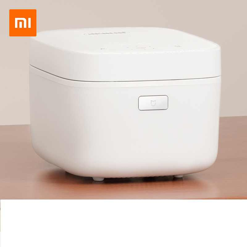Xiaomi 220V Pressure HI Smart Electric Rice Cooker 3L Cast Iron Cauldron IH Heating pressure multicooker Kitchen APP WiFi Contro