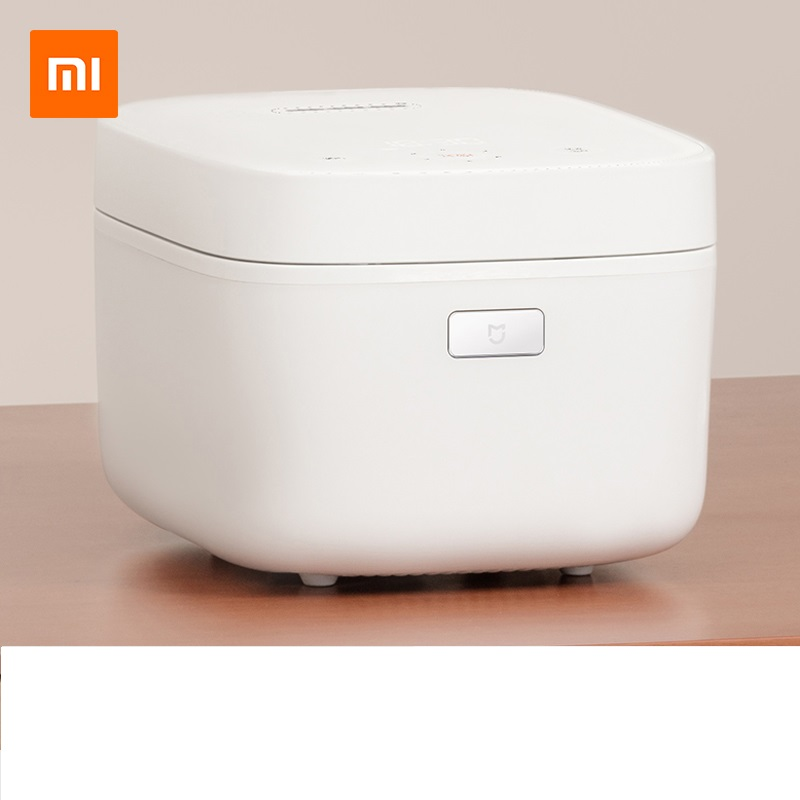 Xiaomi 220V Pressure HI Smart Electric Rice Cooker 3L Cast Iron Cauldron IH Heating pressure multicooker Kitchen APP WiFi Contro electric pressure cookers electric pressure cooker double gall 5l electric pressure cooker rice cooker 5 people