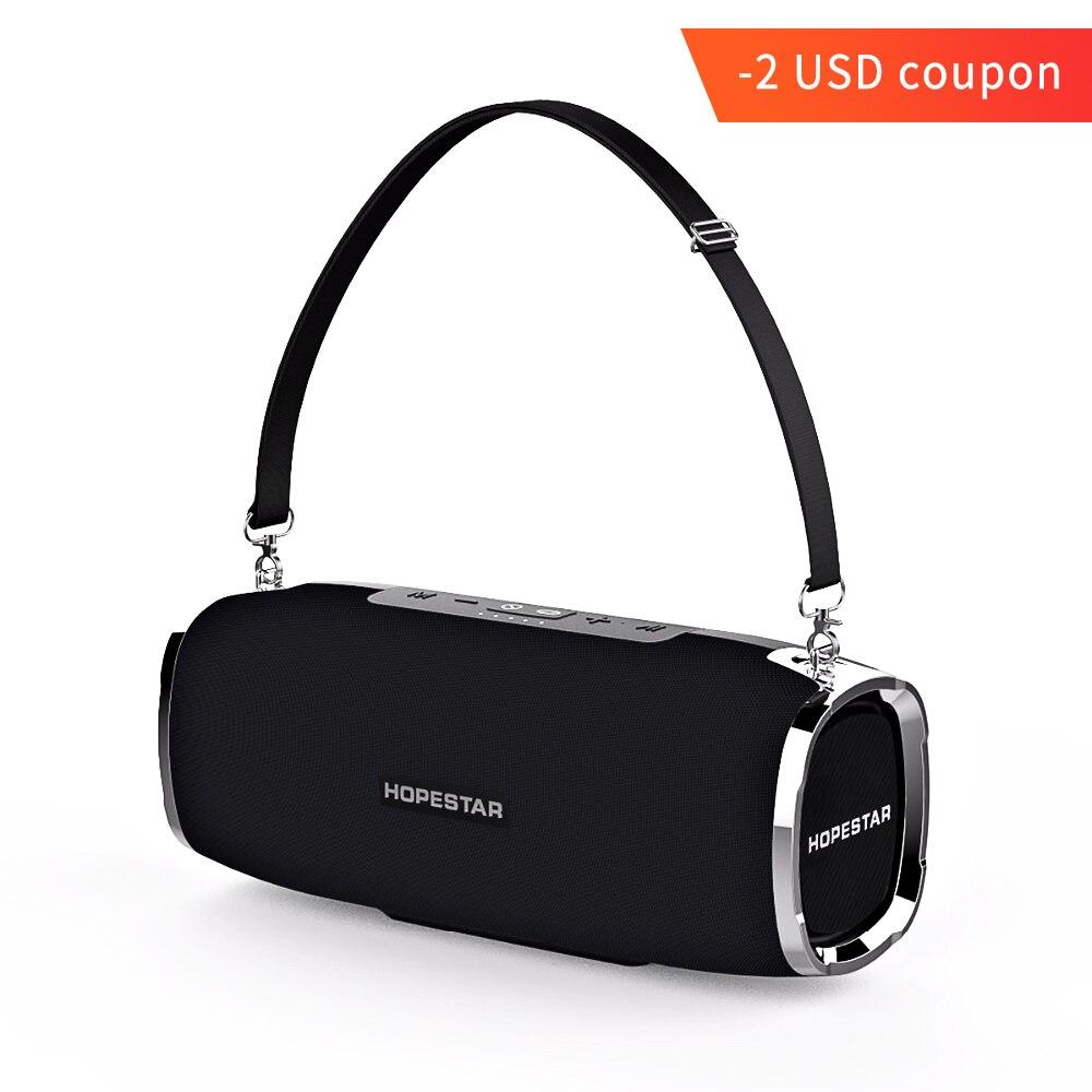 EStgoSZ HOPESTAR A6 haut-parleur Bluetooth Portable sans fil haut-parleur système de son 3D stéréo extérieur étanche grande batterie externe 35 W