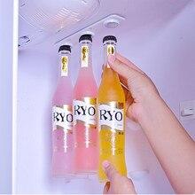 Creative Refrigerator Magnet for Bottle Bear Loft  Magnet Organizer Magnetic Bottle Hanger Organizational Tools nafei wageeh organizational cynicism
