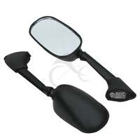 Black Side Rear View Mirrors for YAMAHA YZF-R1 2007-2008 YZF R6 2006-2007 2