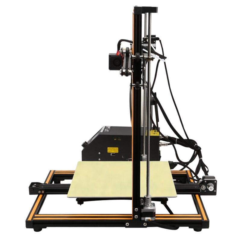 400x400x3 мм боросиликатное стекло опора для кровати для DIY Creality CR 10 Тарантул I3 3d принтер - 5