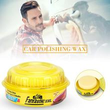 Car Wax Polishing Paste Repair Agent Paint Coating Crystal Hard Care Waterproof Solid Cream