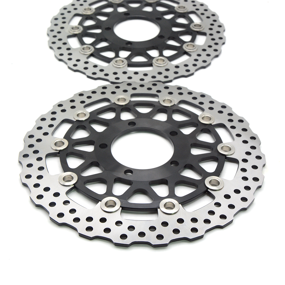 motorcycle accessories Front Brake Disc Rotor  For KAWASAKI ZG 1400 Concours 14 B8F-B9F, DAF ZG1400 2008 2009 2010 2011