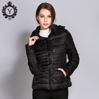 COUTUDI 2017 Fashion Early Winter Jackets For Women Short Coat Autumn Warm Jacket Solid Black Female