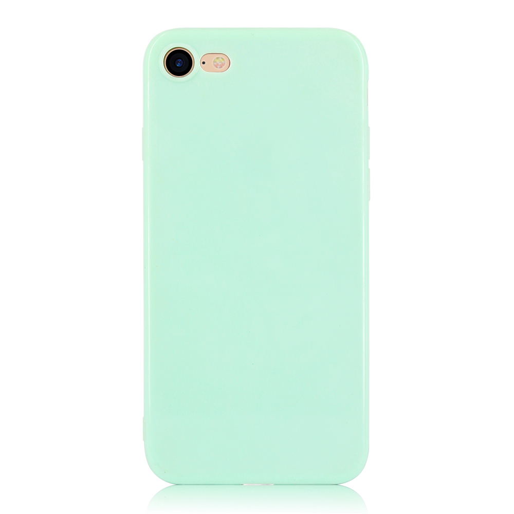 KIP71147E_1_Smooth Pure Color Series Soft TPU Case for iPhone 7