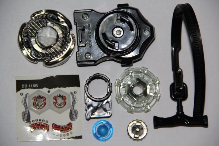 1pcs-BEYBLADE-Metal-Fusion-BB-116-Screw-Lyra-ED145MF-Booster-Pack-NEW-M088 (4)