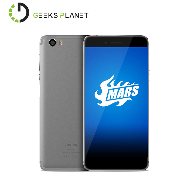 OTA to Android 7.0 Vernee Mars Mobile Phone Helio P10 5.5 inch FHD Screen 4G RAM 32G ROM 13MP Camera 3000mAh 4G LTE Smartphone