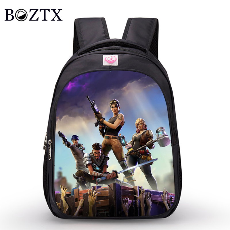 Student Cartoon Backpack Boy Cartoon