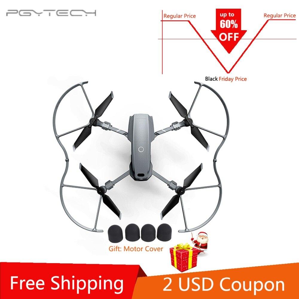 PGYTECH Acheter 1 Obtenir 1 Cadeau Protection Paddle Hélice Garde Cercle pour DJI MAVIC 2 PRO/MAVIC 2 ZOOM drone RC Vol UAV En Stock