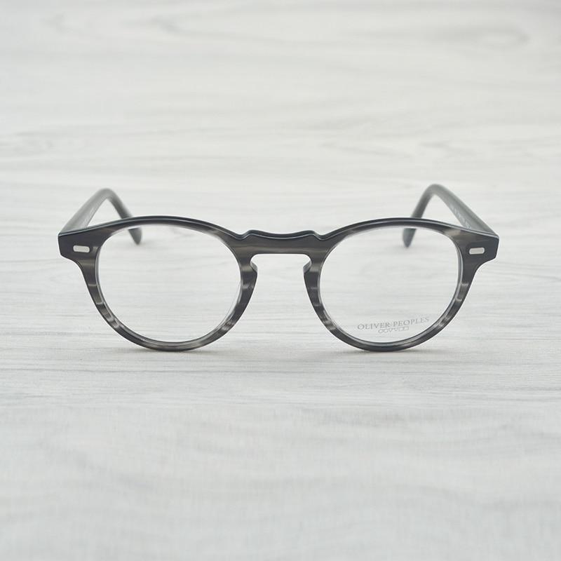 Image 5 - Chashma خمر النظارات البصرية إطار خلات OV5186 نظارات أوليفر نظارات للقراءة النساء والرجال إطارات نظارات-في إطارات النظارات من الملابس والإكسسوارات على AliExpress