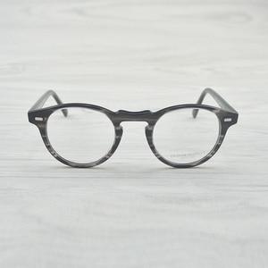 Image 5 - Chashma Vintage Optik Gözlük Çerçevesi Asetat OV5186 Gözlük Oliver okuma gözlüğü Kadınlar ve Erkekler Gözlük Çerçeveleri