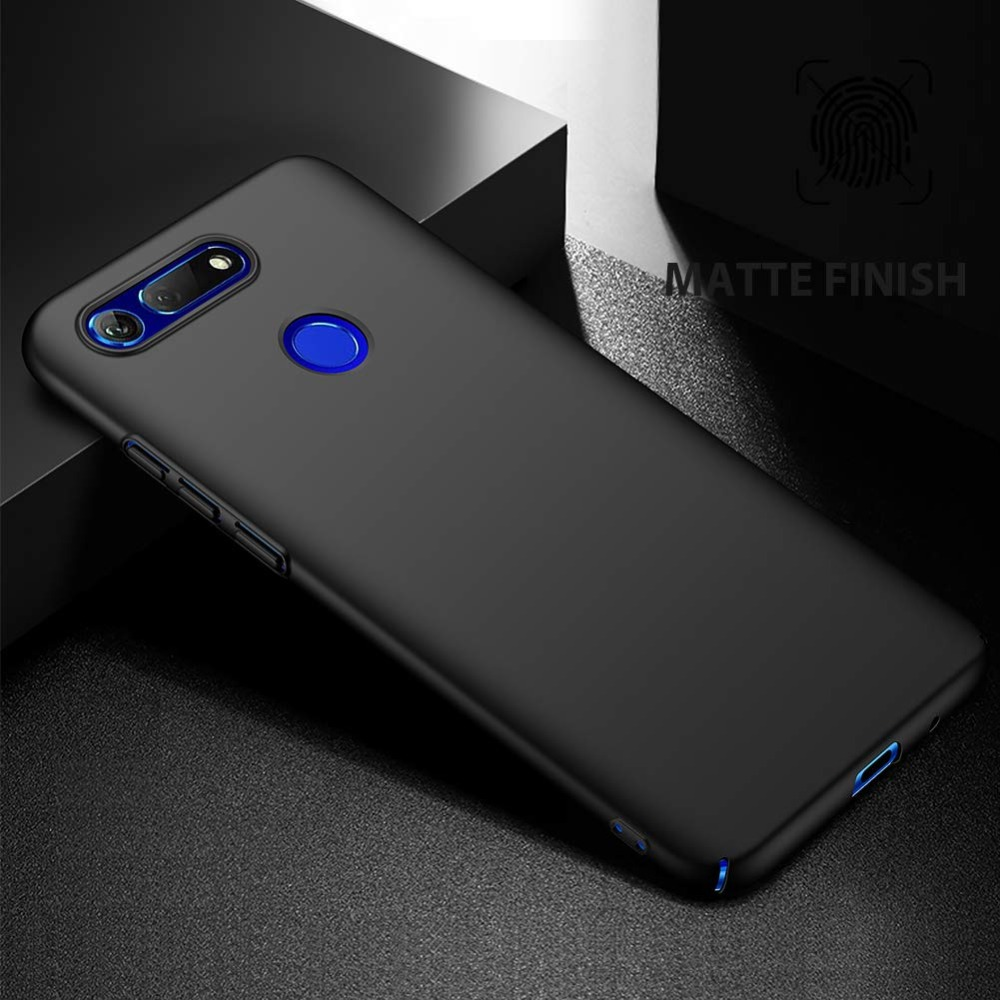 Back Cover For Huawei Honor View 20 Nicotd Case Full Protection Hard PC Matte Phone Cases For Honor View20 View 20 6.4 inch (14)