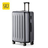 Xiaomi 90FUN 100% PC Suitcase Carry on Spinner Wheel Travel Luggage 20/24/28