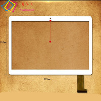 Nuevo 9 6 pulgadas para Ginzzu GT-X870/Samsung Galaxy Tab T950S tableta pantalla táctil capacitiva panel digitalizador vidrio reemplazo