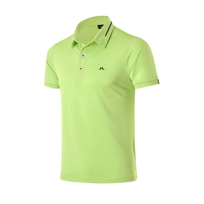 New mens Sportswear Short sleeve Golf T-shirt 4colors JLGolf clothes S-XXL in choice Leisure Golf shirt Free shipping