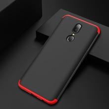100pcs/lot 360 Full Protector Phone Case For OPPO