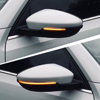 For Vw Scirocco Mk3 Passat B7 Cc Dynamic Mirror Indicator Blinker Side Led Turn Signal Light Eos Beetle 2011 2012 2014