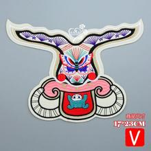 embroidery big dragon patches for jackets,animal badges jeans,cartoon appliques  A616