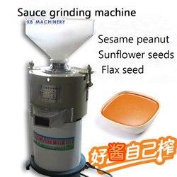 Stal nierdzewna wielofunkcyjny handlowych keczupu kamień ziemi sezamu z orzeszków ziemnych szlifierki do sosu