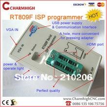Скидка! VGA ЖК-ПРОВАЙДЕР программатор RT809F Серийный ISP Программист с ICSP, ПК Ремонт 24-25-93 serise IC RTD2120