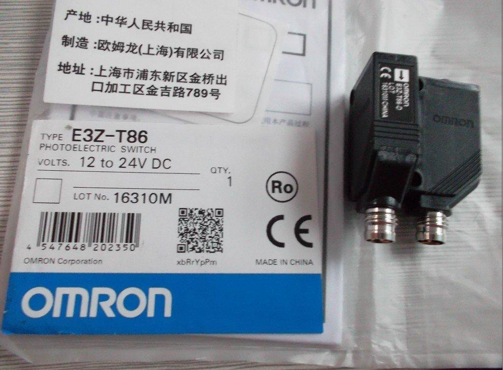 ФОТО New and original E3Z-T86 OMRON  Photoelectric sensor
