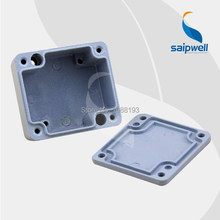 64*58*35mm Aluminum Junction Box Enclosure Case Electronic  SP-AG-FA1