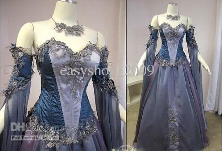 Medieval Prom Dresses