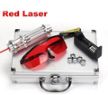 Red Beam 10000mW Burning Powerful Military Red Laser Pointer Puntero Laser Beam Red laser Included 5 star caps+US Charger+Box