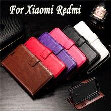 Luxury Retro Leather Case For Xiaomi 6 5S 5S Plus Note 2 Redmi 3 4 pro 4A 4X 5C Note 4X 32/64GB Wallet flip Phone Coque fundas