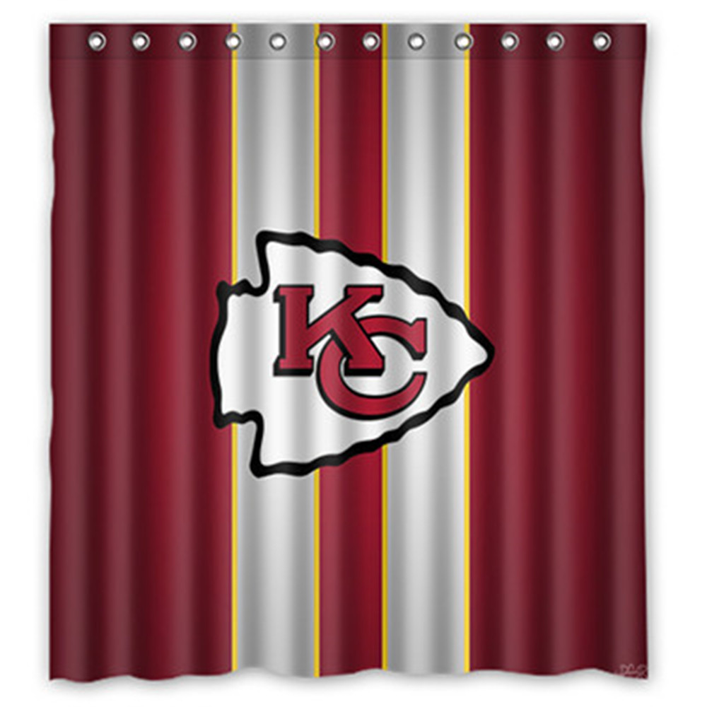 66x72 kansas city chiefs shower curtain 72x72 inch dragon ball z bleach fairy tail naruto together shower curtain