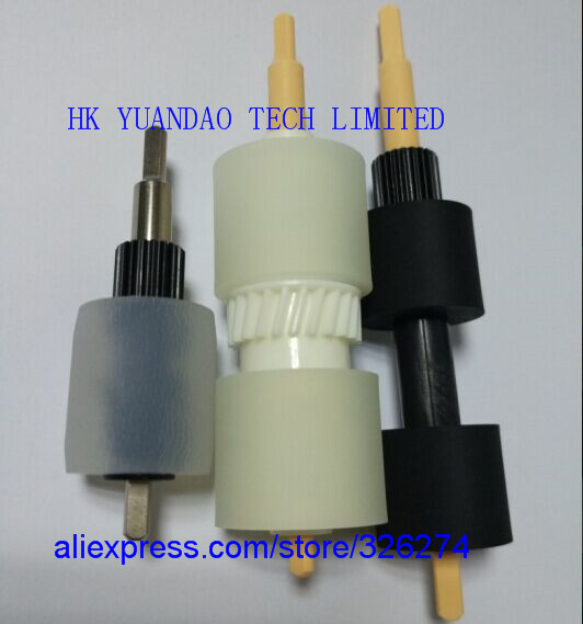 DCC6550 Pickup roller For Xerox 1100 900 4110 c7600 Docucolor 5065 DocuCentre c6500 c6550 c7500 kit feeder 604K23670 original
