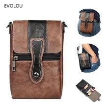 Universal Multifunction waist phone bag for iphone XS MAX XR 5 6 7 8 PLUS Cover Clip Belt Pouch Waist Packs Shoulder Bag