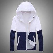Jacket Women Windbreaker 2020 Spring Women's Jacket Coat Hoo