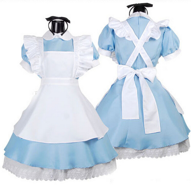 Cute Alice Maid Costume
