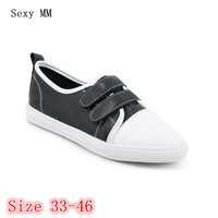 Flats Women Loafers Woman Casual Shoes Skate Walking Flat Shoes Plus Size 33 40 41 42