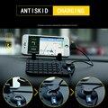 Soporte Para teléfono móvil con Cable de Carga USB para el teléfono Móvil iphone Android Micro Anti-Slip Mat Soporte Ajustable Conector Magnético