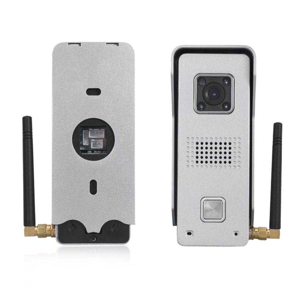 Door Intercom Phone & Wireless Front Door Intercom With Camera Hot ...