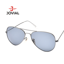 Classic Retro Aviator Sun Glasses For Men Brand Designer Vintage Polarized Sunglasses Driving Fishing Outdoor Eyewear UV400 3025