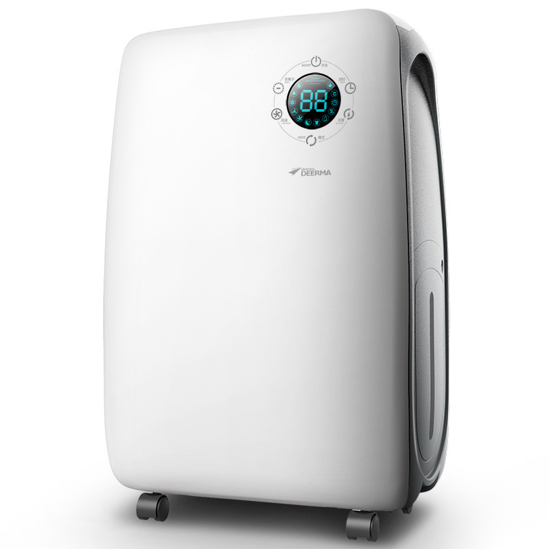 DEM DT20C Dehumidifier Household Business Dual Use