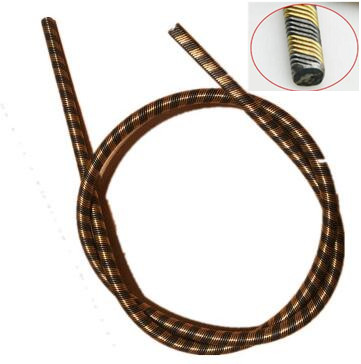 80cm 84cm 85cm 89cm 90cm 100cm Long Flexible Inside Part Shaft For Back Pack Pole Grass Brush Cutter Hedge Trimmer
