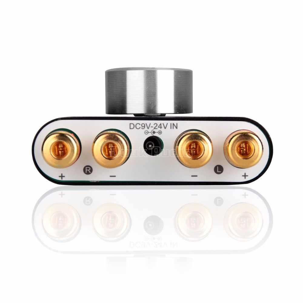 Nobsound f900 Мини цифровой усилитель с Bluetooth NS-01G Hi-Fi стерео Домашнее аудио Мощность усилитель 100 W