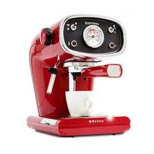 цена на High Pressure Steam Milk Coffee Machine Semi-Automatic Italian Coffee Machine 15Bar Vintage Coffee Machine TSK-1163A