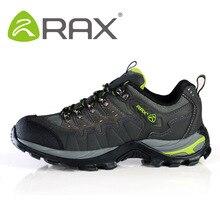 RAX En Plein Air Étanche Randonnée bottes Hommes Respirant Escalade Chaussures Hommes Cheville Bottes 15-5C007