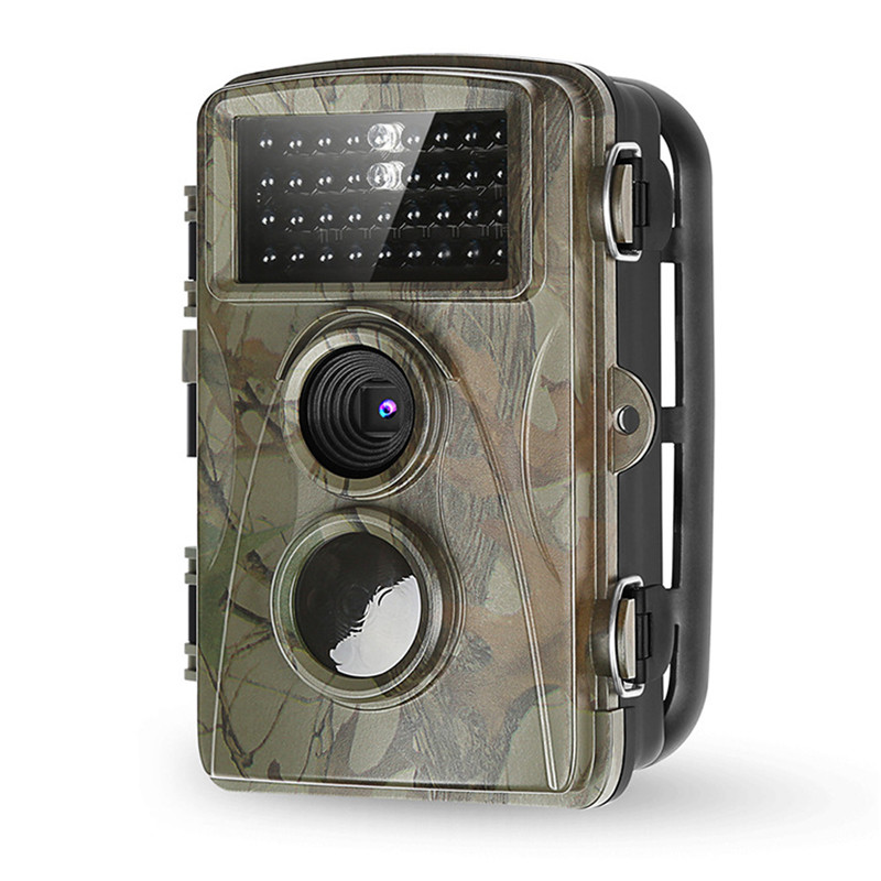 12MP 1080P Full HD Night Vision Waterproof Trail Scouting Camera Infrared Wildlife Monit ...